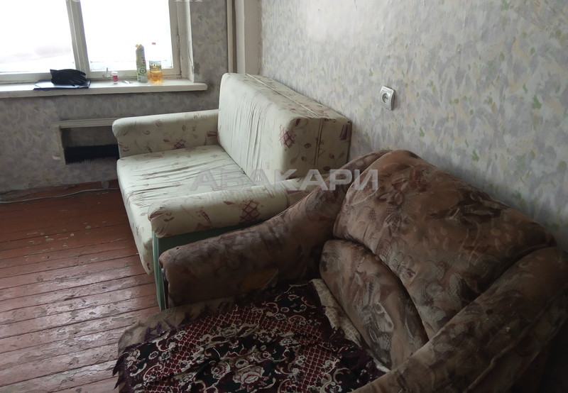 1-комнатная Щорса Первомайский мкр-н за 12000 руб/мес фото 1