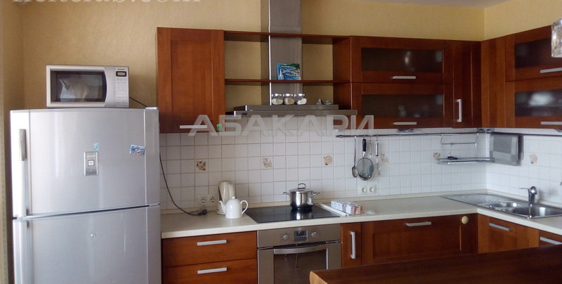 3-комнатная Белопольского Новосибирская ул. за 55000 руб/мес фото 25