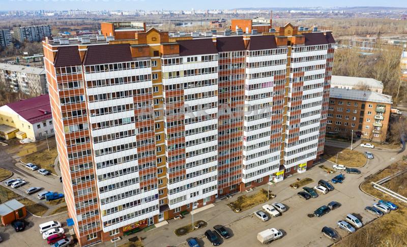 1-комнатная 26 Бакинских комиссаров КрасТЭЦ за 9000 руб/мес фото 9