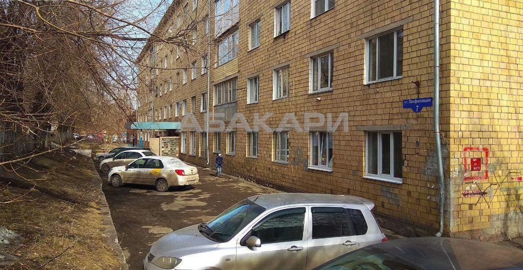 1-комнатная Панфиловцев Николаевка мкр-н за 9500 руб/мес фото 12