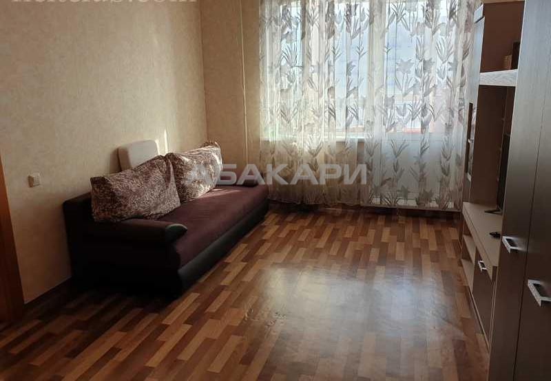 1-комнатная Ярыгинская набережная Пашенный за 15000 руб/мес фото 9