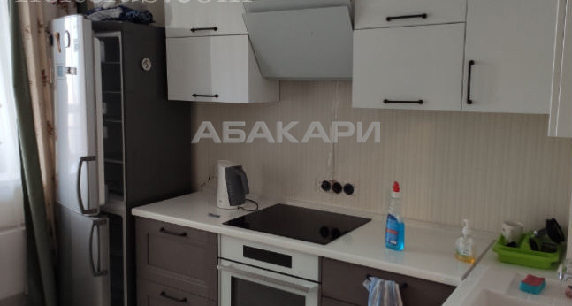 1-комнатная Юшкова Северо-Западный мкр-н за 17000 руб/мес фото 1