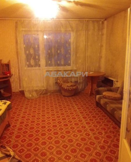 1-комнатная Менжинского Копылова ул. за 13000 руб/мес фото 1