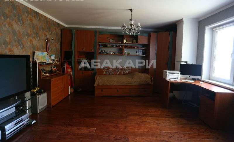 3-комнатная Ады Лебедевой Центр за 50000 руб/мес фото 4