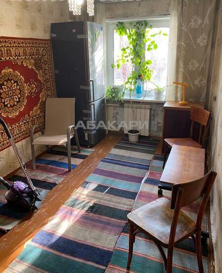 2-комнатная Чайковского ДК 1 Мая-Баджей за 16500 руб/мес фото 4