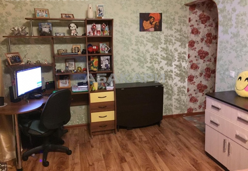 1-комнатная Николаева Зеленая роща мкр-н за 12000 руб/мес фото 1