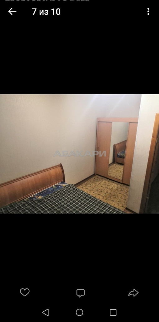 2-комнатная Молокова Взлетка мкр-н за 17000 руб/мес фото 4