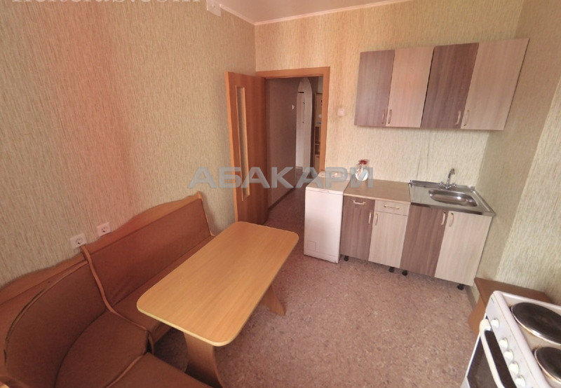 1-комнатная Свердловская ДОК ост. за 14000 руб/мес фото 4