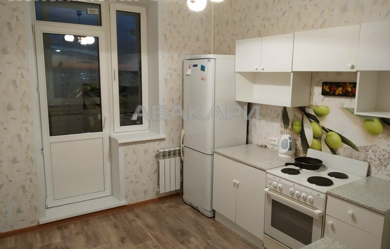 1-комнатная Калинина Свободный пр. за 12000 руб/мес фото 2
