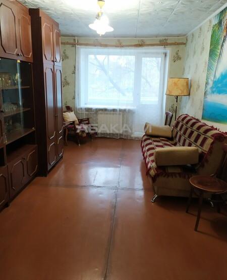 2-комнатная Калинина Калинина ул. за 14000 руб/мес фото 1