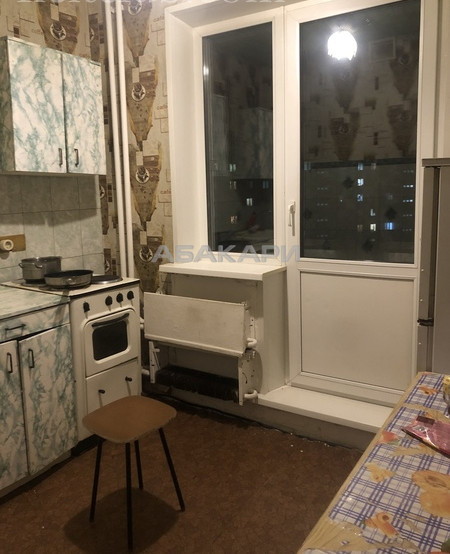 1-комнатная Микуцкого Солнечный мкр-н за 10000 руб/мес фото 2