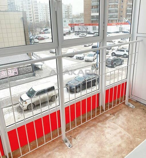 1-комнатная Ярыгинская набережная  за 13500 руб/мес фото 6