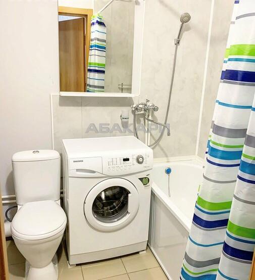 1-комнатная Ярыгинская набережная  за 13500 руб/мес фото 5