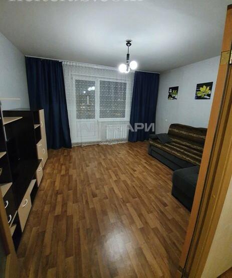 1-комнатная 9-го Мая Зеленый городок за 15000 руб/мес фото 1