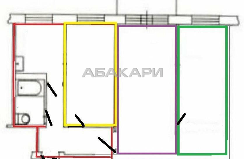 3-комнатная Устиновича Зеленая роща мкр-н за 16500 руб/мес фото 19