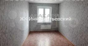 2-комнатная Партизана Железняка Партизана Железняка ул. за 18000 руб/мес фото 1