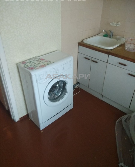 1-комнатная Корнеева Новосибирская ул. за 12000 руб/мес фото 6