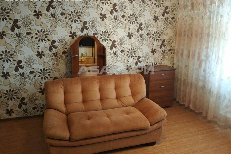 1-комнатная 78 Добровольческой Бригады Взлетка мкр-н за 16000 руб/мес фото 3