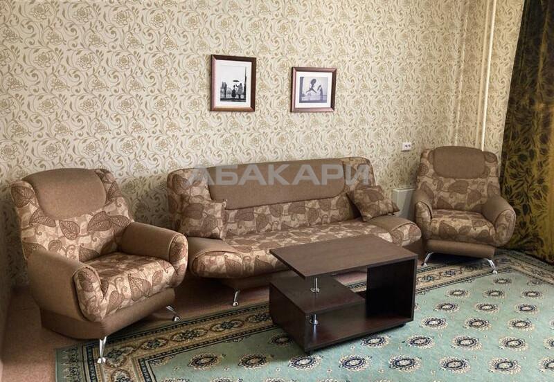 2-комнатная Кравченко Свободный пр. за 21000 руб/мес фото 4