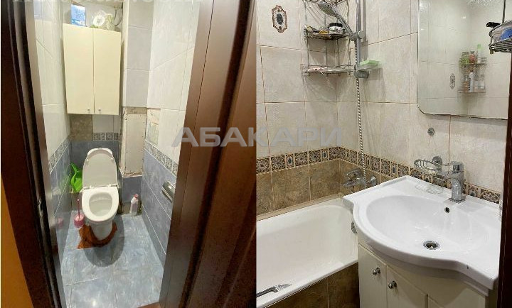 3-комнатная Менжинского Копылова ул. за 28000 руб/мес фото 6