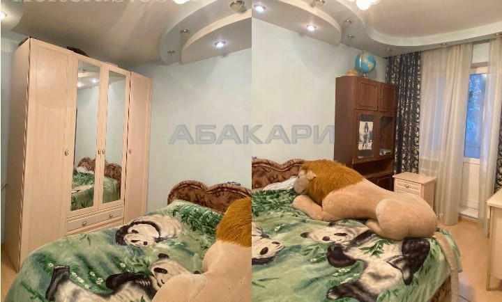 3-комнатная Менжинского Копылова ул. за 28000 руб/мес фото 4