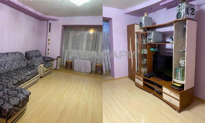 3-комнатная Менжинского Копылова ул. за 28000 руб/мес фото 11