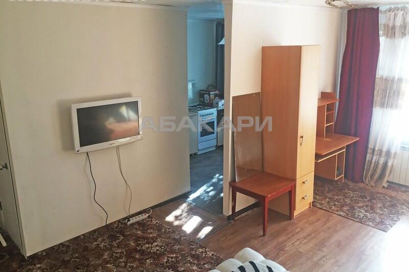 1-комнатная Аэровокзальная Березина за 14500 руб/мес фото 2