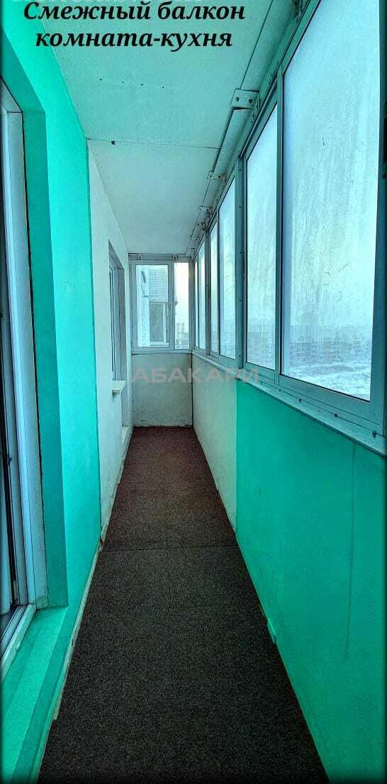 1-комнатная Урванцева Зеленый городок за 15000 руб/мес фото 13