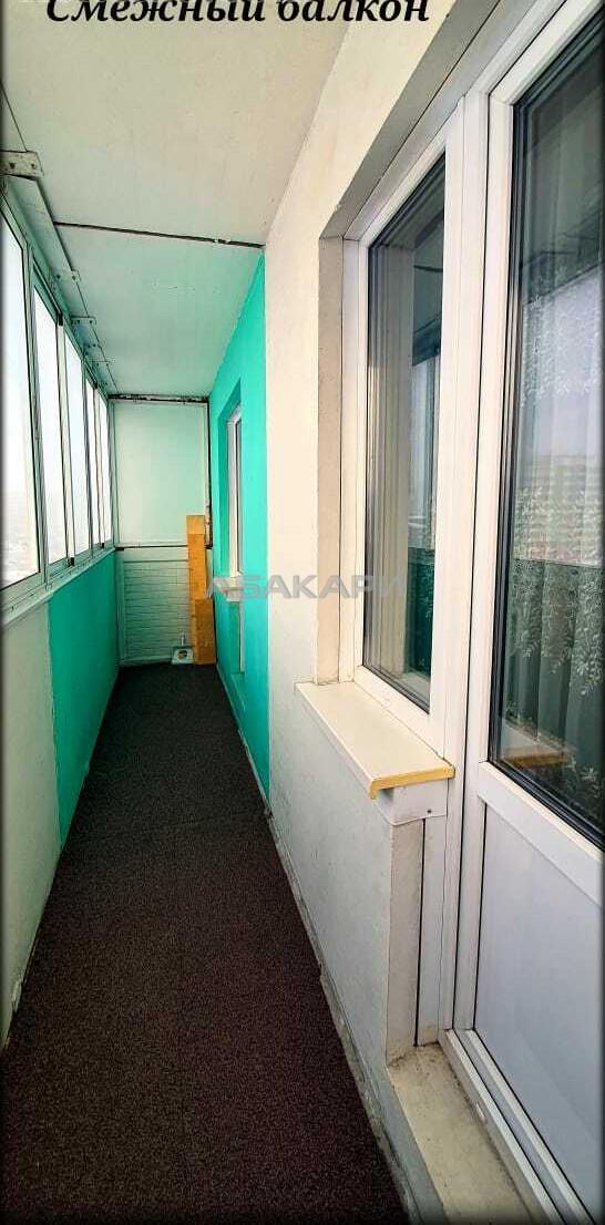 1-комнатная Урванцева Зеленый городок за 15000 руб/мес фото 12