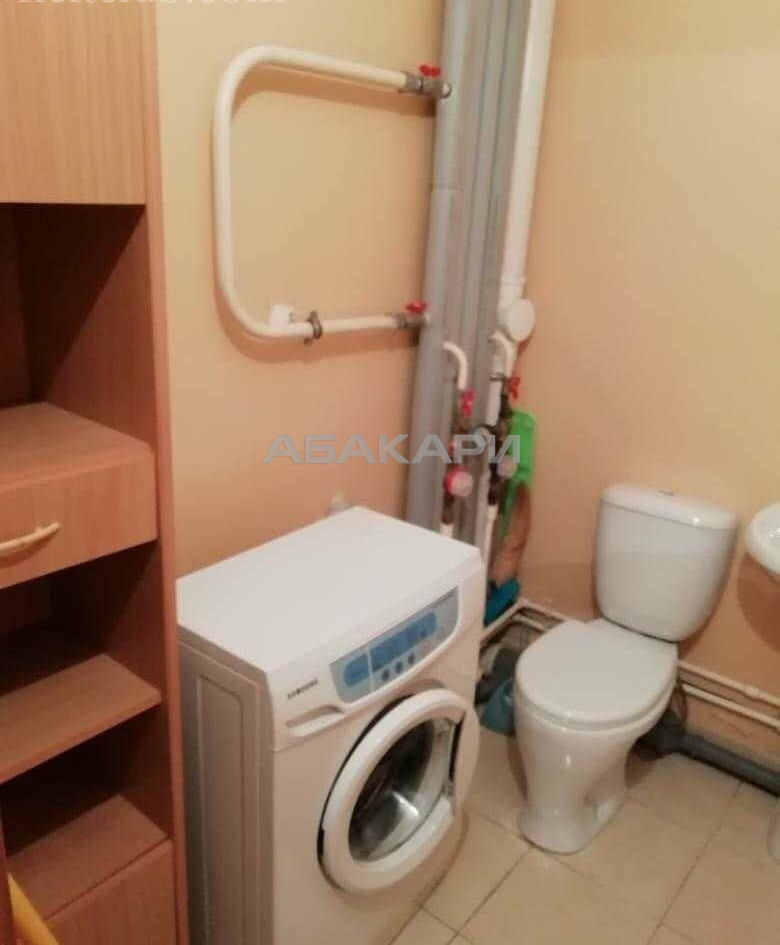 1-комнатная Ключевская ДОК ост. за 12500 руб/мес фото 1