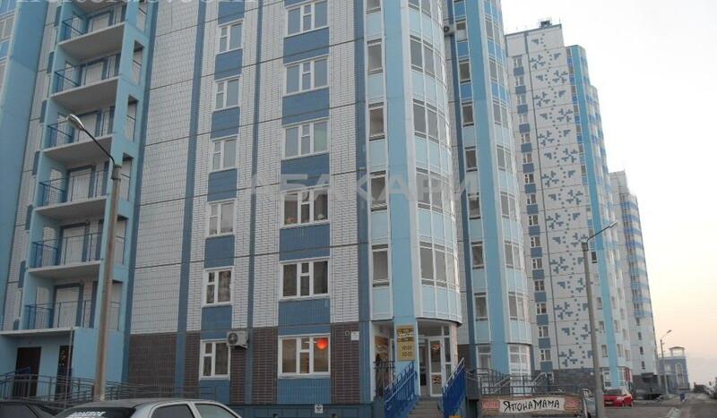 2-комнатная Ярыгинская набережная Пашенный за 17000 руб/мес фото 1