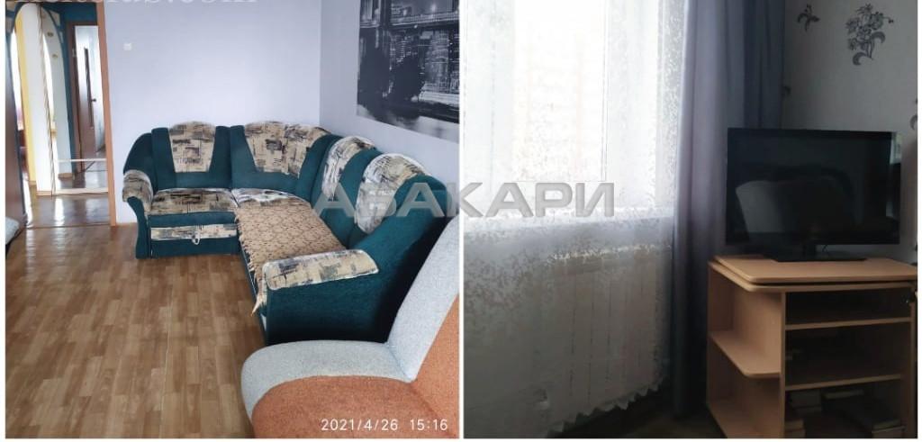 2-комнатная Мирошниченко Ботанический мкр-н за 18000 руб/мес фото 1