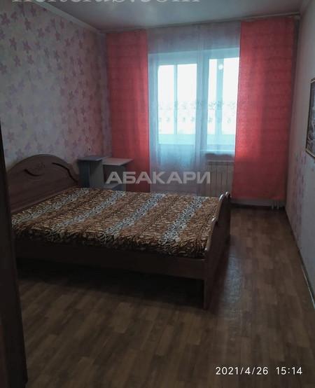 2-комнатная Мирошниченко Ботанический мкр-н за 18000 руб/мес фото 3