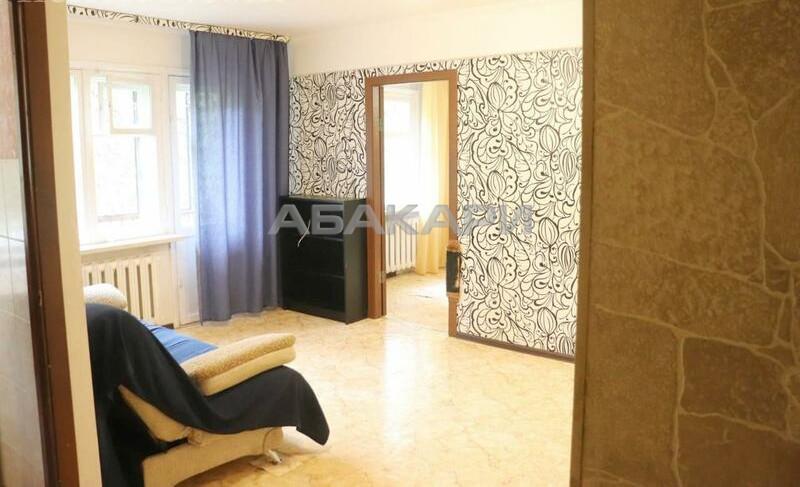 2-комнатная Кольцевая Эпицентр к-т за 16000 руб/мес фото 3
