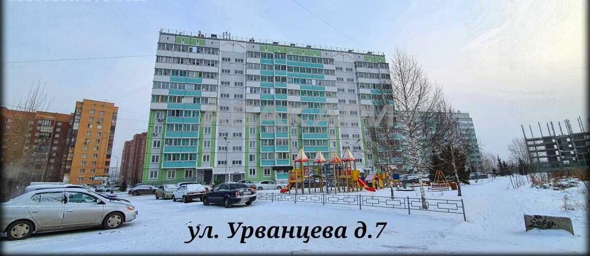 1-комнатная Урванцева Зеленый городок за 15000 руб/мес фото 16