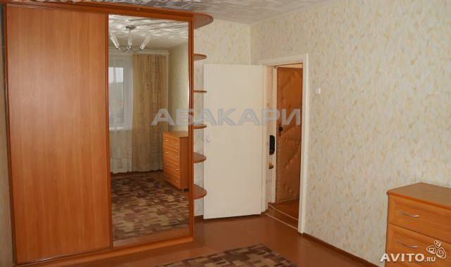 1-комнатная Белопольского Свободный пр. за 14000 руб/мес фото 2