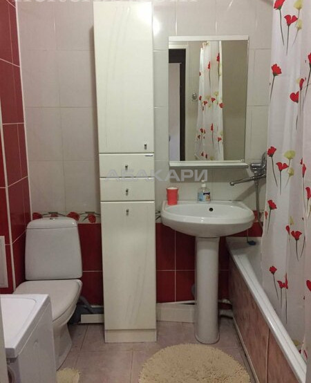1-комнатная Толстого Новосибирская ул. за 25000 руб/мес фото 2