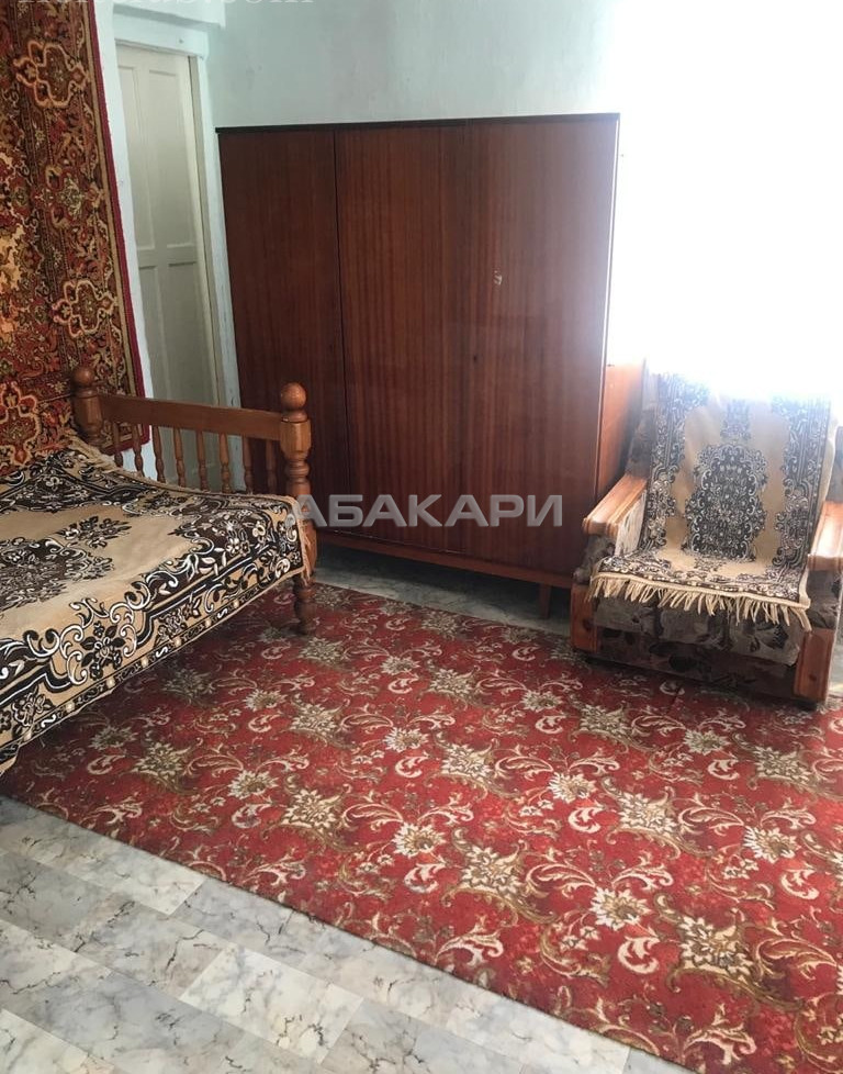 1-комнатная Академика Киренского Студгородок ост. за 13000 руб/мес фото 2