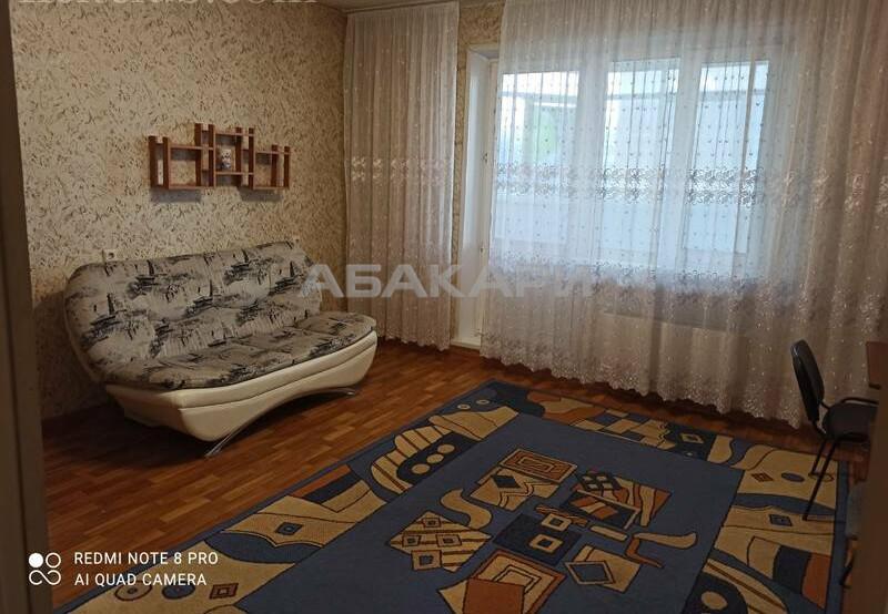 2-комнатная Чернышевского Покровский мкр-н за 17000 руб/мес фото 1