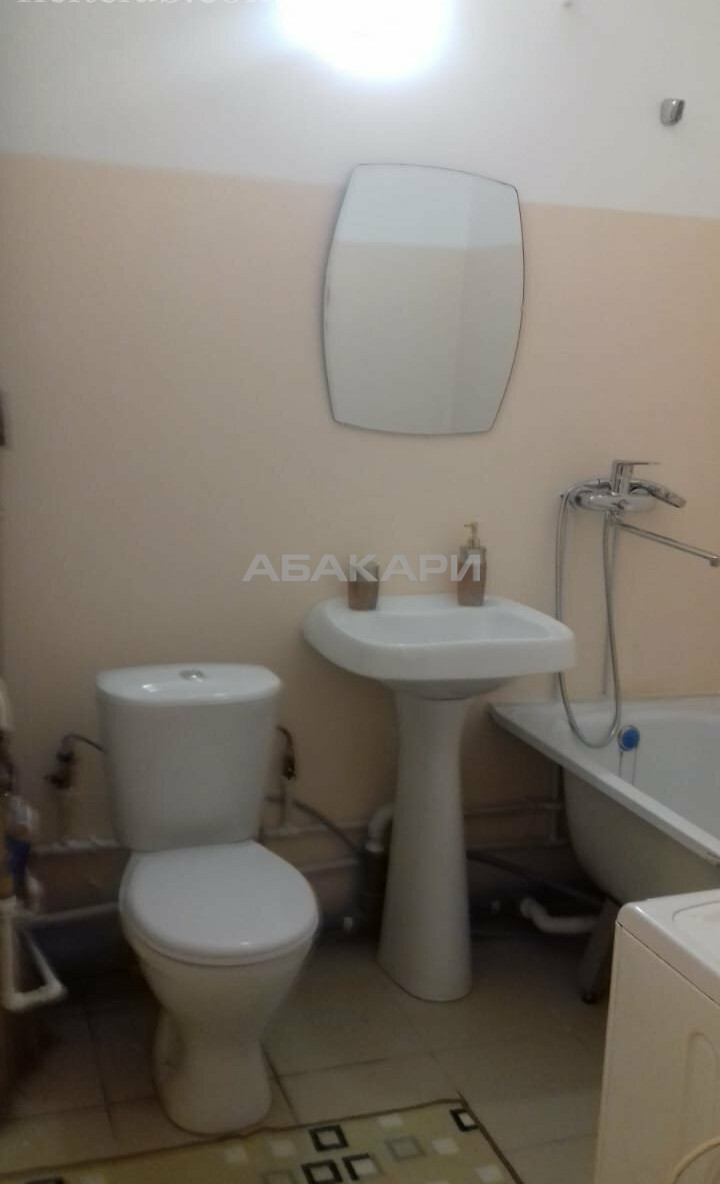 1-комнатная Судостроительная Пашенный за 11500 руб/мес фото 3