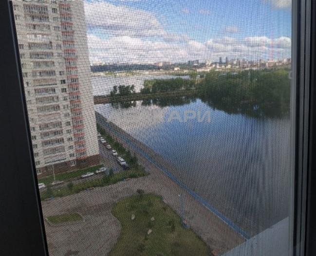 1-комнатная Ярыгинская набережная Пашенный за 13000 руб/мес фото 5