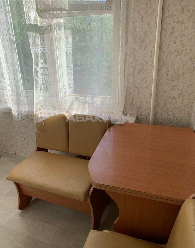 1-комнатная Свердловская к-р Енисей за 13000 руб/мес фото 3
