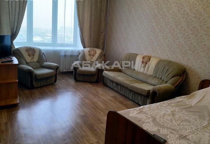 1-комнатная Авиаторов Взлетка мкр-н за 26000 руб/мес фото 3