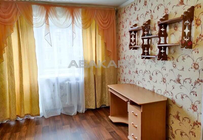 1-комнатная Крупской  за 15000 руб/мес фото 1
