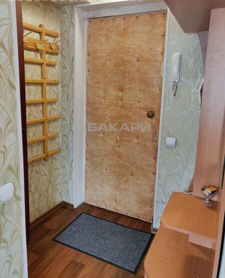 1-комнатная Крупской  за 15000 руб/мес фото 4