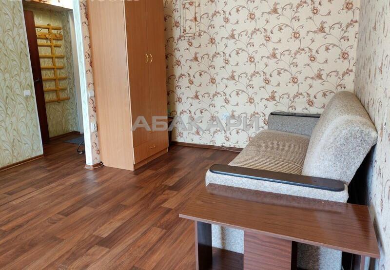 1-комнатная Крупской  за 15000 руб/мес фото 5