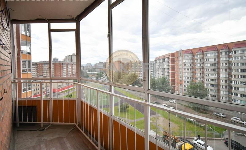 3-комнатная 9 Мая Северный мкр-н за 40000 руб/мес фото 18