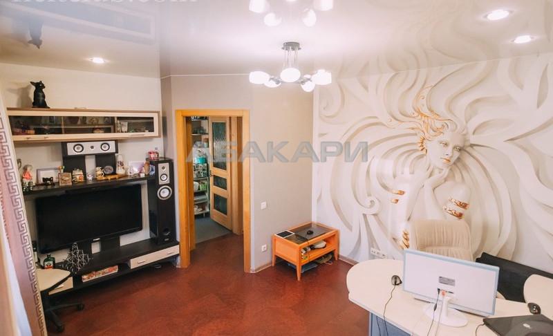3-комнатная Менжинского Новосибирская ул. за 30000 руб/мес фото 2