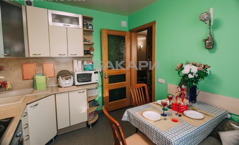 3-комнатная Менжинского Новосибирская ул. за 30000 руб/мес фото 4