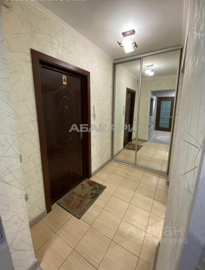 2-комнатная Авиаторов Планета ост. за 27000 руб/мес фото 7